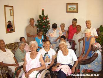 Natal velhinhos asilo ssvp sociedade de s o vicente de - Asilo in casa ...